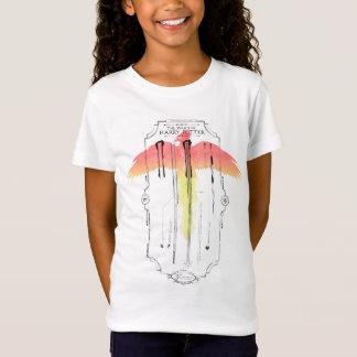 Harry Potter Spell   het Toverstokje Infographic T Shirt