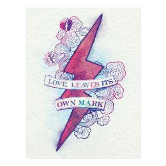Harry Potter Spell | Liefde verlaat Zijn Eigen Briefkaart