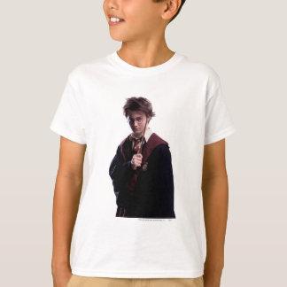 Harry Potter Wand Raised T Shirt