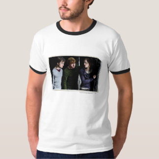 Harry, Ron, en Hermione 4 T Shirt