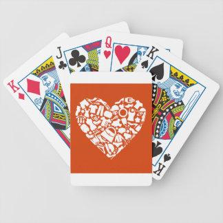 Hart clothes3 pak kaarten