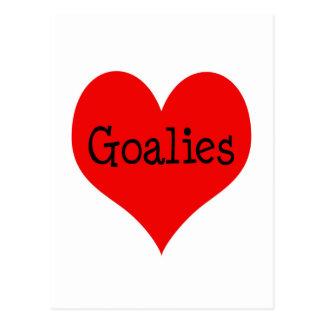 Hart Goalies Briefkaart