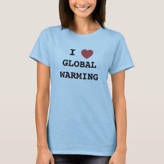 hart, I, GLOBALWARMING T Shirt