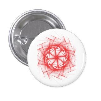 hart storm ronde button 3,2 cm