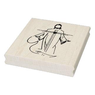 Hart van de zegel van de de illustratiekunst van rubberenstempel