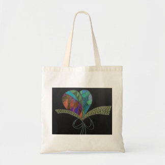 Hart van liefde budget draagtas