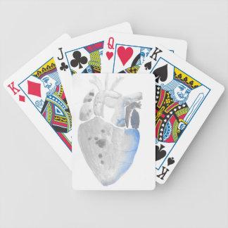 Hart van Steen Poker Kaarten