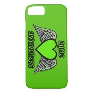 Hart/Vleugels… Lyme iPhone 7 Hoesje