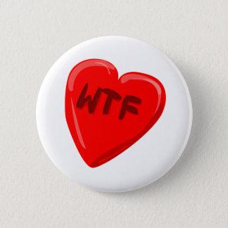 Hart WTF Ronde Button 5,7 Cm