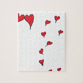 harten 1 door tony fernandes puzzel
