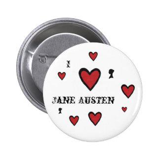 harten, harten, harten, hoofd, harten, harten, h… ronde button 5,7 cm