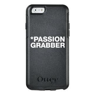 HARTSTOCHT GRABBER - DE WITTE RUG VAN DE TEKST OtterBox iPhone 6/6S HOESJE