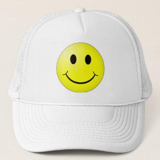 Hat_Smile Trucker Pet