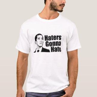 haters die gaan haten t shirt
