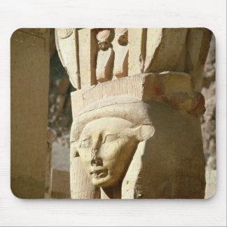 Hathor-geleide kolom, van de Kapel van Muismatten