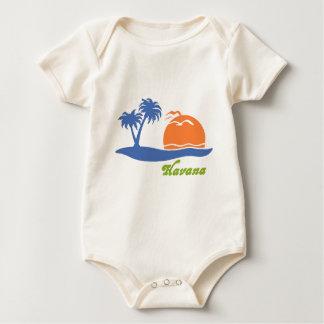 Havana Cuba Baby Shirt
