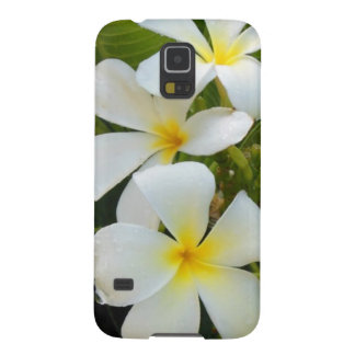 Hawaï Plumeria Galaxy S5 Hoesje