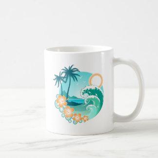 Hawaiiaans Eiland 1 Koffiemok