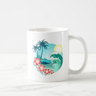 Hawaiiaans Eiland 2 Koffiemok