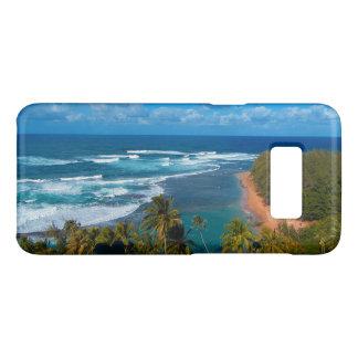 Hawaiiaans Tropisch Eiland Case-Mate Samsung Galaxy S8 Hoesje