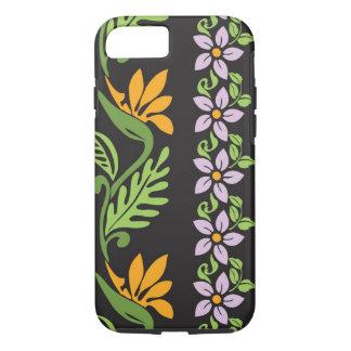 Hawaiiaanse Bloemen Stammen iPhone 7 Hoesje