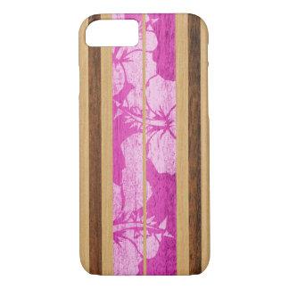 Hawaiiaanse iPhone 7 van de Surfplank van Haleiwa iPhone 7 Hoesje