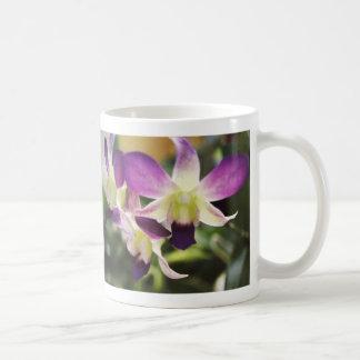 Hawaiiaanse orchidee koffiemok