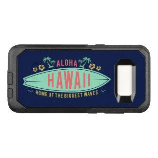 Hawaiiaanse Surfer de telefoonhoesjes van Aloha OtterBox Commuter Samsung Galaxy S8 Hoesje