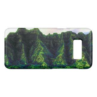 Hawaiiaanse Tropische Bergketen Case-Mate Samsung Galaxy S8 Hoesje