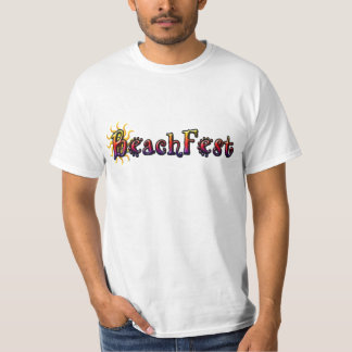 HB het overhemd van Beachfest van de Kleding van T Shirt