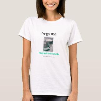 HDD damesbaby - poppenoverhemd T Shirt