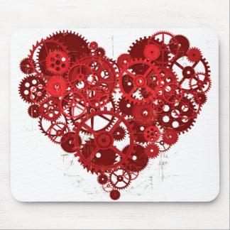 Heart_Gears_01 Muismat