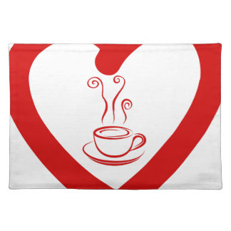 hearts8 placemat