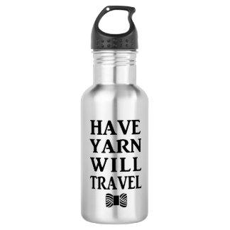 Heb Garen zal reizen • Ambachten Waterfles