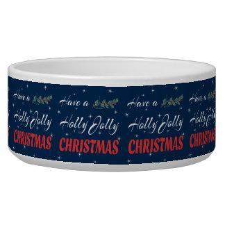 Heb heel Kerstmis van de Hulst Voerbakje