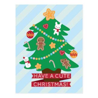 Heb Leuke Kerstmis Briefkaart