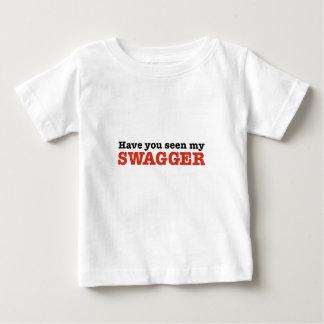 Hebben u Gezien Mijn Zwerver (grote rode uitgave) Baby T Shirts