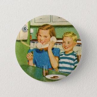 Hebt u Prins Albert in a kunt? Ronde Button 5,7 Cm