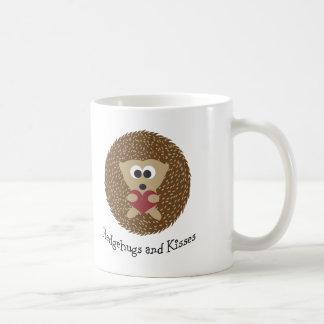 Hedgehugs en de Egel van Kussen Koffiemok