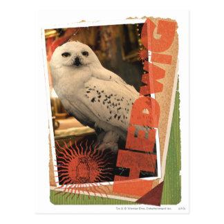 Hedwig 1 briefkaart