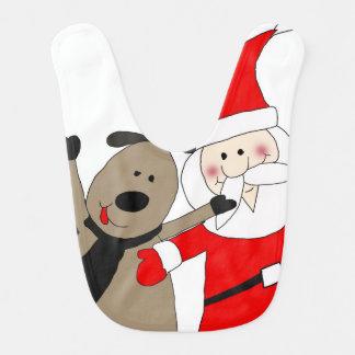 Heel Kerstman en Rendier #1 Slabbetje