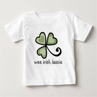 Heel kleine Ierse Overhemden Lassie Baby T Shirts