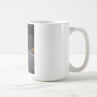 Heer in New York Koffiemok