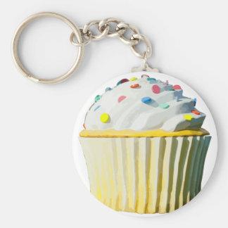 Heerlijke Cupcake Sleutelhanger