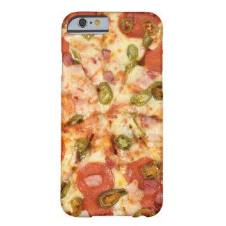 heerlijke gehele jalapenofoto van pizzapepperonis barely there iPhone 6 hoesje