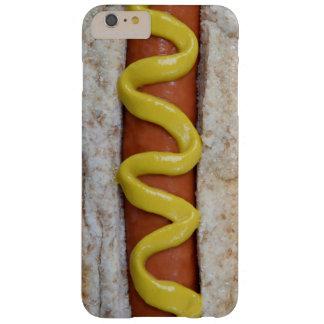 heerlijke hotdog met mosterdfoto barely there iPhone 6 plus hoesje