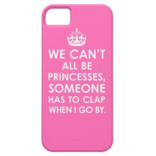 Heet Roze kunnen wij allen geen iPhone 5 zijn van  Case-Mate iPhone 5 Hoesjes