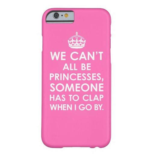 Heet Roze kunnen wij allen geen iPhone 6 zijn van Barely There iPhone 6 Hoesje