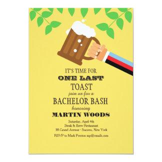 Hef de Uitnodiging van Een paar Bieren op 12,7x17,8 Uitnodiging Kaart