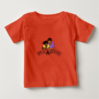 Hef een T-shirt van het Baby van de Lezer op